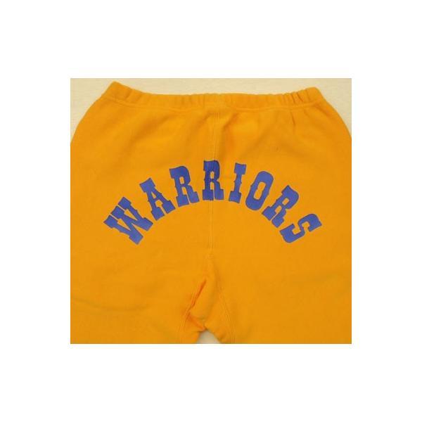 チャンピオン Champion リバースウィーブ スエットパンツ(WARRIORS) BUDDY 別注 トレーナー アメカジ|buddy-us-clothing|04