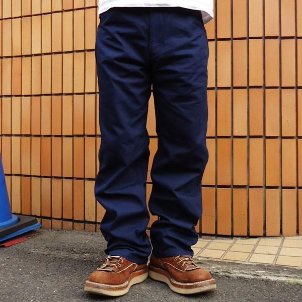 バディ BUDDY オリジナル  SPRINGFORD  ネイビー ダック ワークパンツ メンズ アメカジ WORK PANTS|buddy-us-clothing