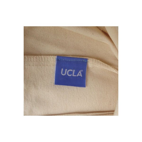 BUDDY 別注 UCLA(University of California, Los Angeles)トートバック ナチュラル(オフホワイト)/カリフォルニア大学ロサンゼルス校|buddy-us-clothing|03