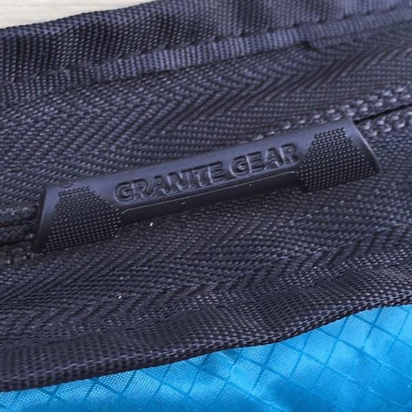 グラナイトギア GRANITE GEAR HIKER SATCHEL ハイカーサチェル ショルダーバッグ サコッシュ ポーチ ブルーベリー・レッド|buddy-us-clothing|05