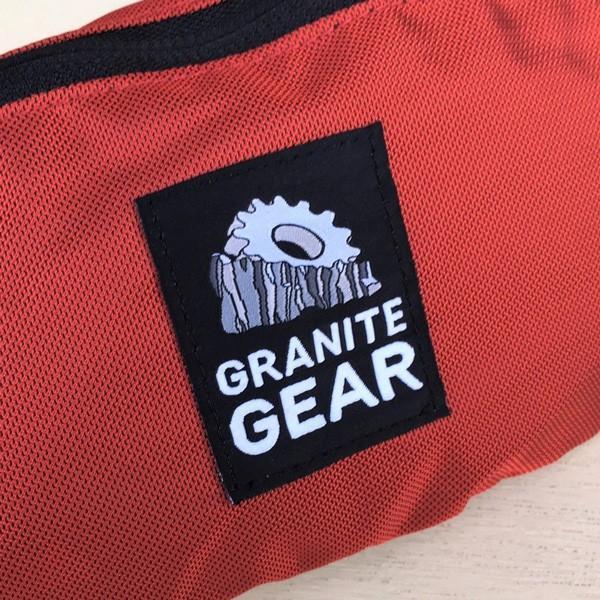 GRANITE GEAR ウエストバッグ HIPWING  グラナイトギア ヒップウィング ウェストポーチ HIPPACK TIGER 赤系 buddy-us-clothing 02