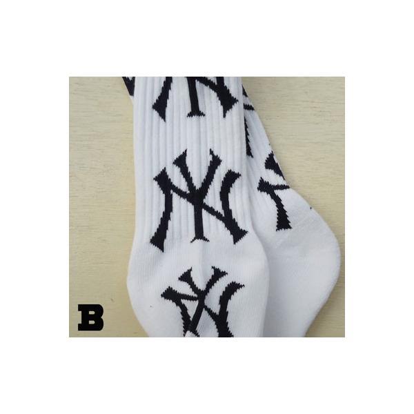 メジャーリーグ MLB ROSTERSOX NEW YORK YANKEES SANFRANCISCO GIANTS ロースターソックス ニューヨーク ヤンキース サンフランシスコ ジャイアンツ 靴下|buddy-us-clothing|04