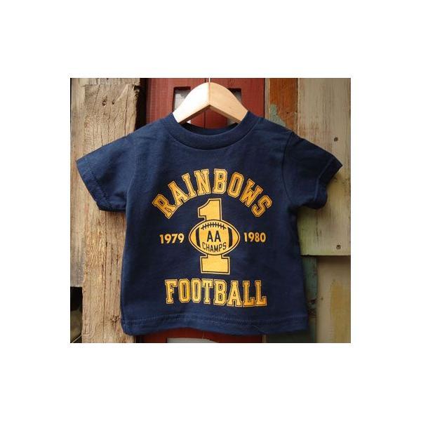★SPRINGFORD★BUDDY オリジナル  KID'S Tシャツ(RAINBOWS)|buddy-us-clothing
