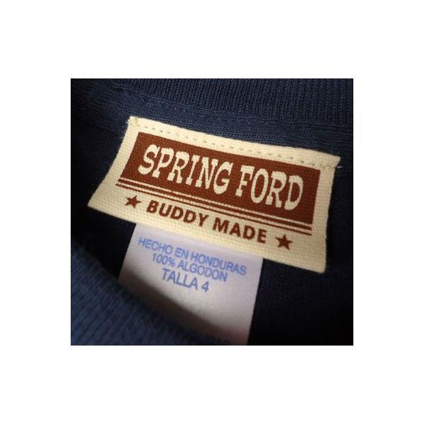 ★SPRINGFORD★BUDDY オリジナル  KID'S Tシャツ(RAINBOWS)|buddy-us-clothing|04
