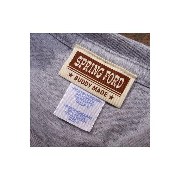 ★SPRINGFORD★BUDDY オリジナル  KID'S Tシャツ(HORNETS)|buddy-us-clothing|04