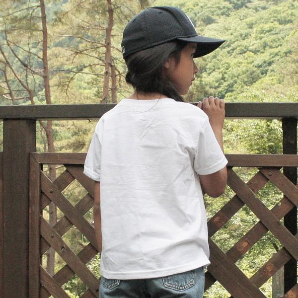 アメカジ キッズ Tシャツ BUDDY オリジナル SPRING FORD KID'S Tシャツ(ENJOY WITH BUDDY!!) 子供 キッズ インディアン 白 ホワイト buddy-us-clothing 02