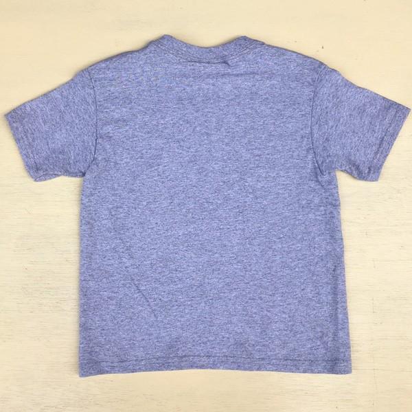 アメカジキッズ USA スター&ストライプ ロゴ Tシャツ KID'S コットン 綿100% 子供服 アメリカ 星条旗 USA FREEDOM EAGLE 直輸入 SIZE:4 buddy-us-clothing 03