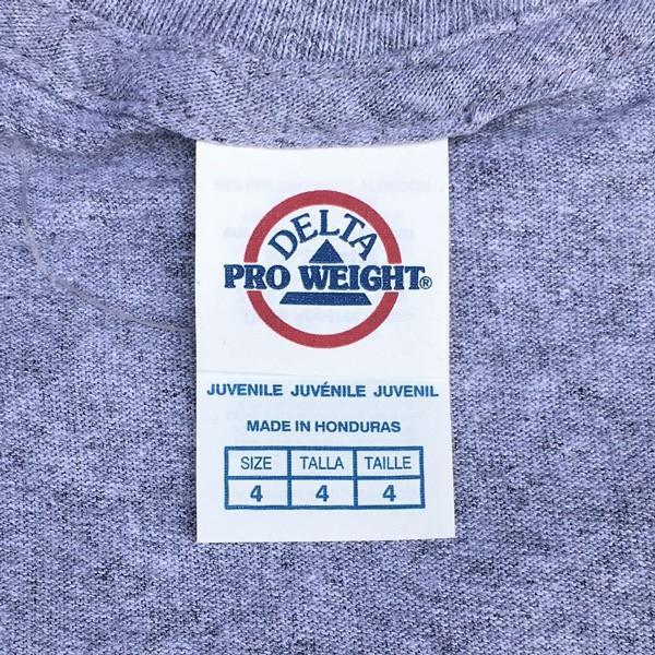 アメカジキッズ USA スター&ストライプ ロゴ Tシャツ KID'S コットン 綿100% 子供服 アメリカ 星条旗 USA FREEDOM EAGLE 直輸入 SIZE:4 buddy-us-clothing 04