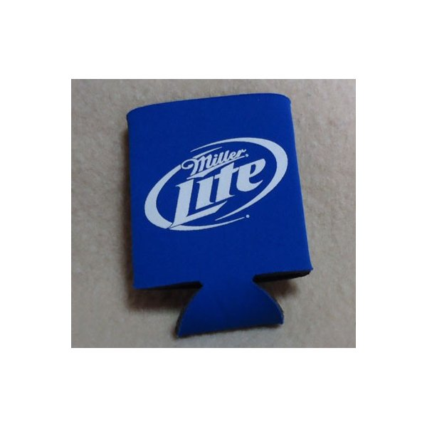Miller Lite BEER×NASCAR #2  CAN KOOZIE/ミラービール×ナスカー 保冷・保温 缶 クージー|buddy-us-clothing|02