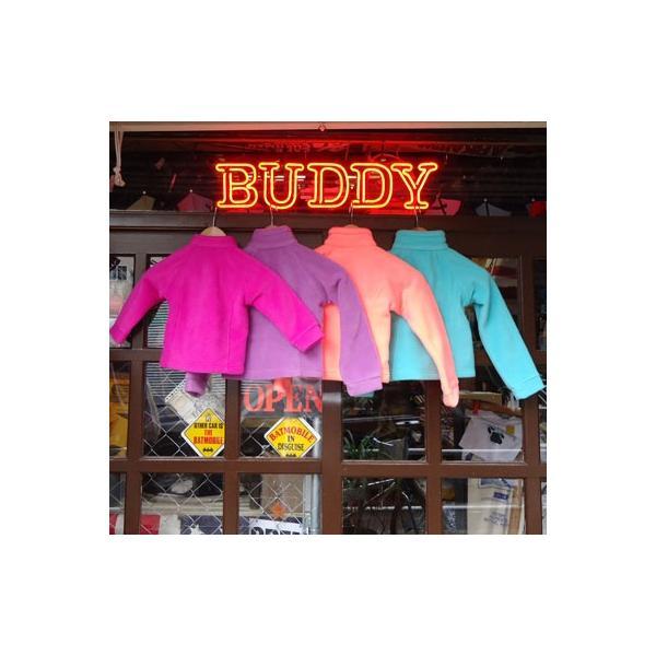Kids Columbia U.S.コロンビア フリースジャケット 防寒保温ジャンパー  子供 Baby ベビー オレンジ ローズピンク エメラルドグリーン パープル|buddy-us-clothing|02