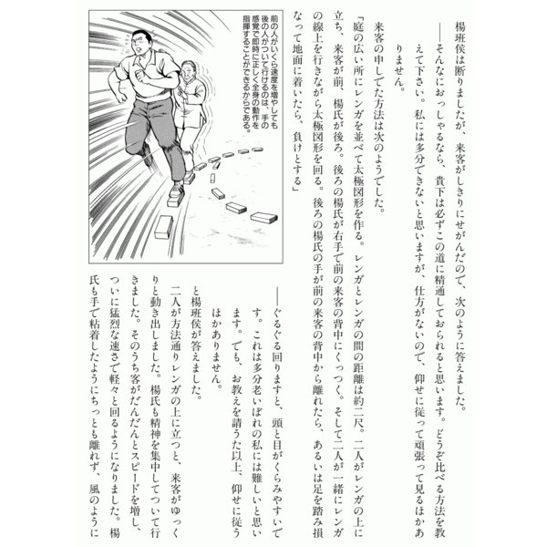 太極拳理論の要諦 王宗岳と武禹襄の理論文章を学ぶ (銭育才著)|budounion|05
