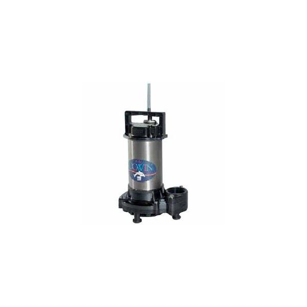 【直送品】 エバラポンプ(荏原製作所) DWT型 チタン?樹脂製海水用水中ポンプ(ダーウィン) 40DWT6.25SB (0.25kw 100V 60HZ) buhinyasan 01