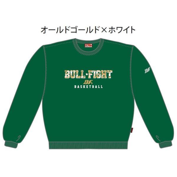 バスケットボール スウェットシャツ シンプルデザイン メンズ レディース ジュニア|bullfight|06