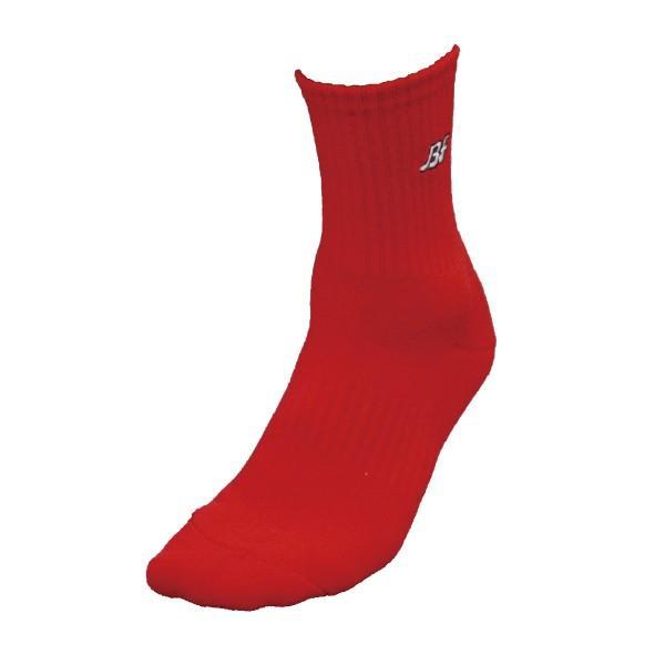 バスケットボールソックス 靴下 定番 シンプル 人気 ミドルソックス bullfight 02
