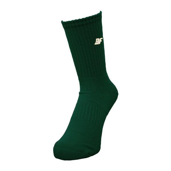 バスケットボールソックス 靴下 定番 シンプル 人気 ブルカラソックス|bullfight|08