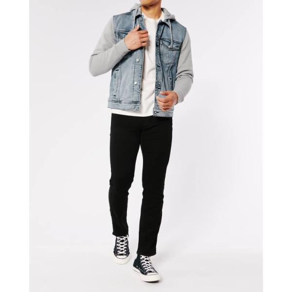 ホリスター/アバクロ  オールウェザージャケット  メンズ  フリース裏地  XS〜XXL  新作  アウター|bumps-jp|04