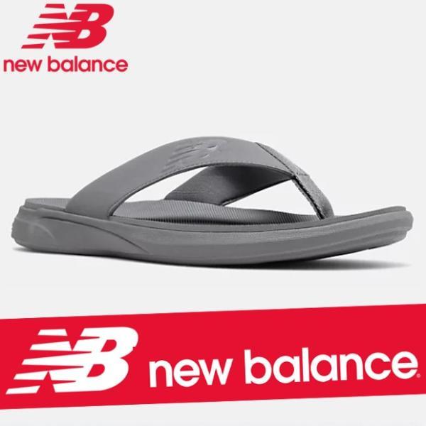 ニューバランス ビーチサンダル フリップフロップ シューズ メンズ 靴 340 SMT340G1 新作