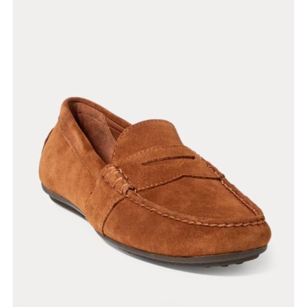 ポロ ラルフローレン  ドライバーシューズ  ローファー  メンズ  Reynold  スエード  靴 新作 RL|bumps-jp|02