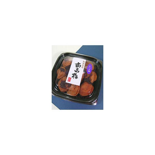南高梅少パック かつお梅(塩分10%) (fy2)