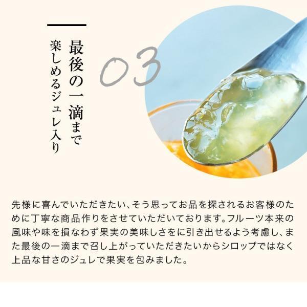 母の日 ギフト 早割 果実の宝石箱 フルーツコンポート bundara 09