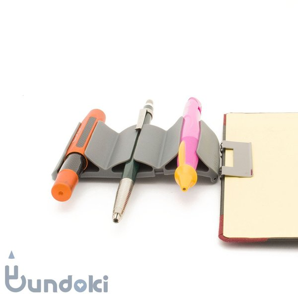 FLIP CLIP   フリップクリップ (オレンジ)|bundoki|04
