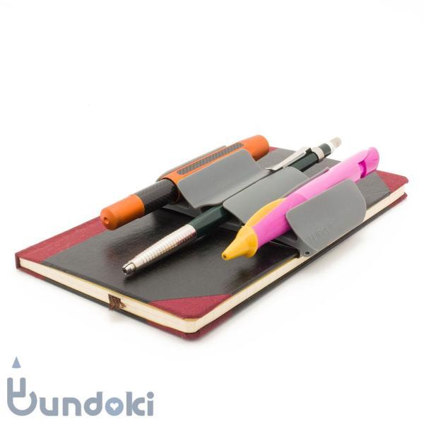 FLIP CLIP   フリップクリップ (オレンジ)|bundoki|06
