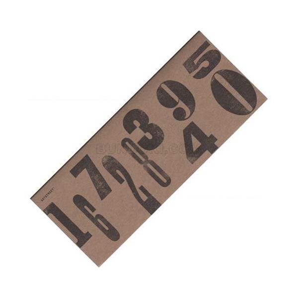 Nuage/ニュアージュ Sticky craft number(Lサイズ)