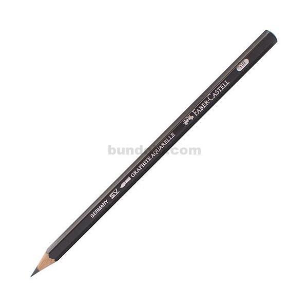FABER-CASTELL/ファーバーカステル GRAPHITE AQUARELLE/水彩グラファイト鉛筆(8B)