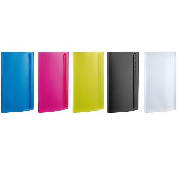 【A4三つ折り・全5色】セキセイ/アクティフV フリップ スリムケース スマポケ A4三つ折り(ACT-5933)  貴重品や書類をサッと収納 フラップ機能 sedia