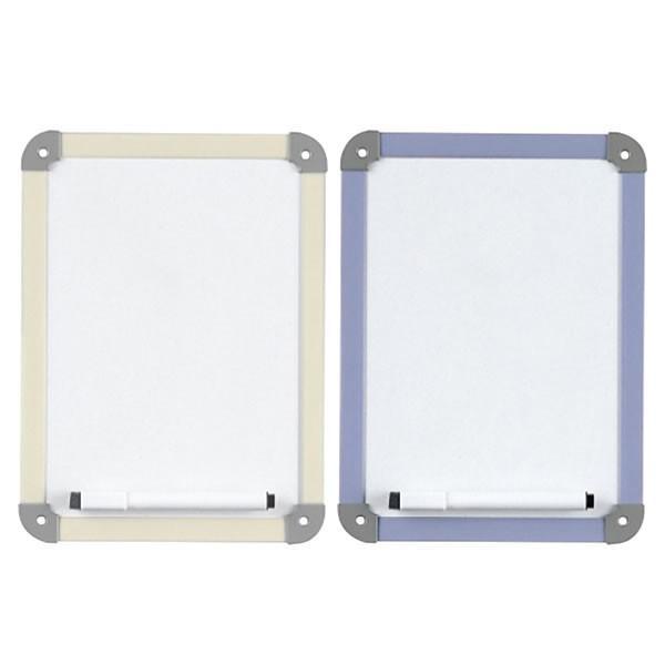 【Sサイズ・全2色】プラス/メッセージボード 鋼板(PB-101・52-20) S ホワイトボード PLUS