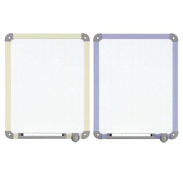 【Mサイズ・全2色】プラス/メッセージボード 鋼板(PB-102・52-2) M ホワイトボード イレーザー付マーカー付 PLUS