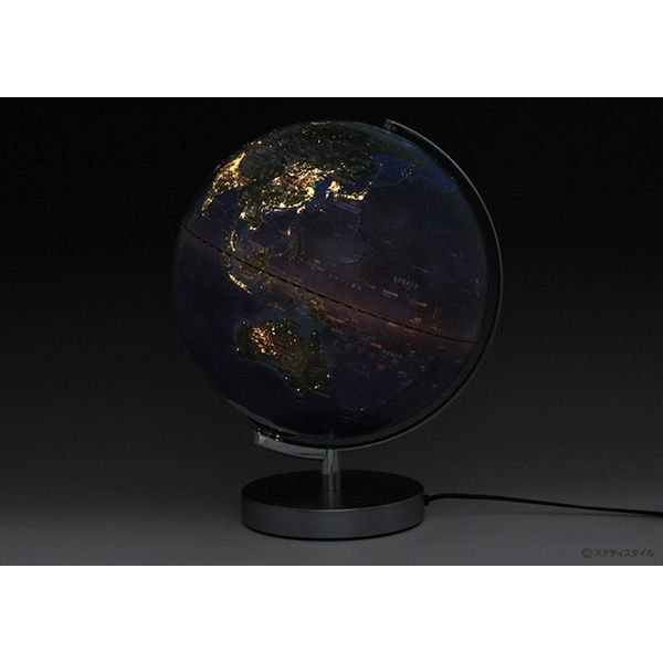 地球儀 子供用 NASA衛星画像 インテリアにも OYV257(送料&ラッピング無料)|bungu-style|05