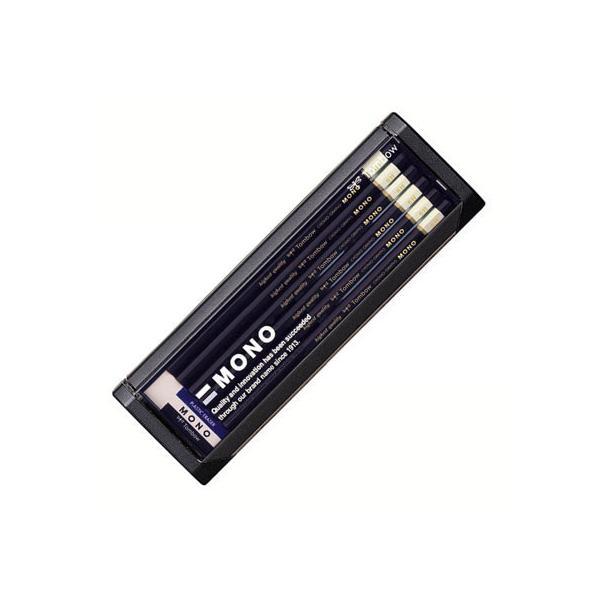 【お取り寄せ】トンボ鉛筆/鉛筆モノ 6H/MONO-6H