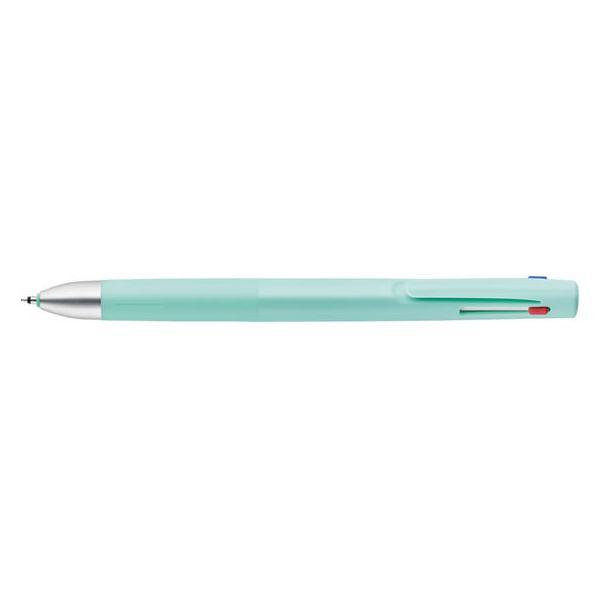 ゼブラ/エマルジョンボールペン ブレン3C 0.7mm ブルーグリーン