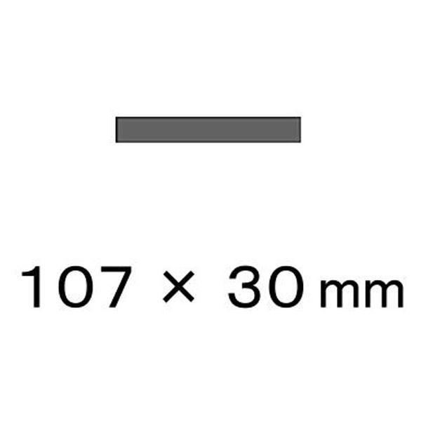 【お取り寄せ】リヒトラブ/保護板 107×30mm/P404