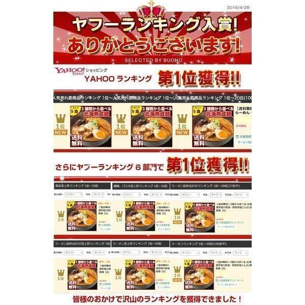 (送料無料)5種から選べる.北海道熟成ラーメン5食セット.お取り寄せ 詰め合わせ ポイント消化 1000円ポッキリ ご当地ラーメン セール【G】|buono-buono|05