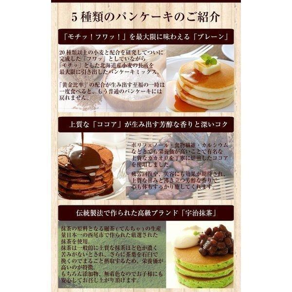 (送料無料 500円ポッキリ)北海道小麦の.パンケーキミックス2袋. 3種類から選べる!ホットケーキミックス ホットケーキ ポイント消化 アルミフリー【C】|buono-buono|11