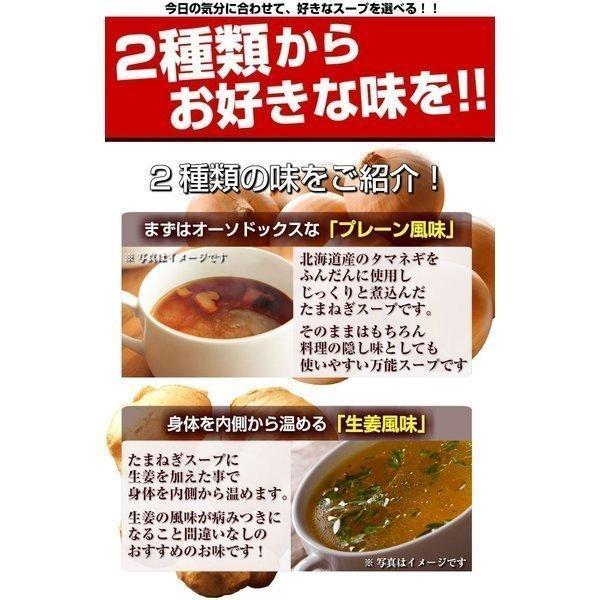 (送料無料)2種類から選べる!じっくり煮込んだ北海道.玉ねぎスープ30袋セット. 生姜  グルメ 仕送り  セール【U】|buono-buono|09