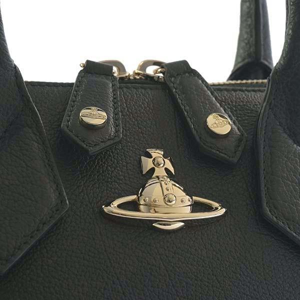 ヴィヴィアンウエストウッド ハンドバッグ レディース Vivienne Westwood 42010026 ブラック 黒 新作 人気 ブランド ビビアン ハンドバック