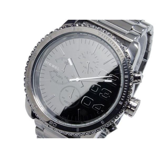1bd6f130db ディーゼル 腕時計 メンズ ガンメタ クロノグラフ 人気 ブランド DIESEL 時計 男性 オススメ ランキング プレゼント ギフト 20 ...