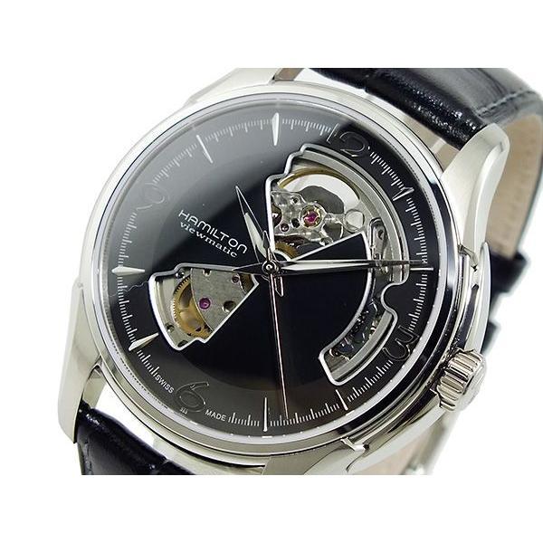 best sneakers 0670c d7d23 ハミルトン ジャズマスター 腕時計 メンズ オープンハート 自動巻き HAMILTON 時計 H32565735 人気 ブランド 高級腕時計 オススメ  ランキング 男性 プレゼント