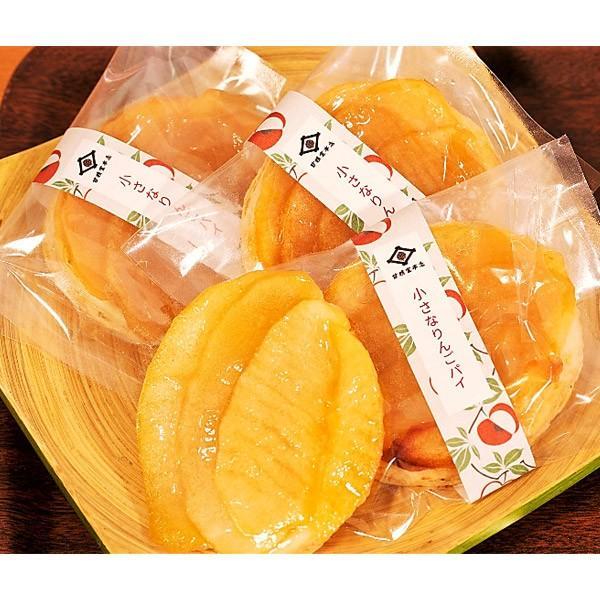 小さなりんごパイ 6個セット ギフト 洋菓子 和菓子お菓子 スイーツ 手土産 お土産 りんご リンゴ アップルパイ プチパイ 信州 長野 送料無料