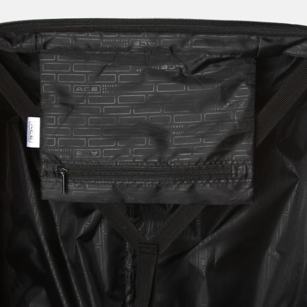 【令和記念★最大17倍】スーツケース Lサイズ 容量拡張 軽量 おしゃれ シンプル 長期滞在 90L〜111L メンズ レディース エース オーバル ACE 06423