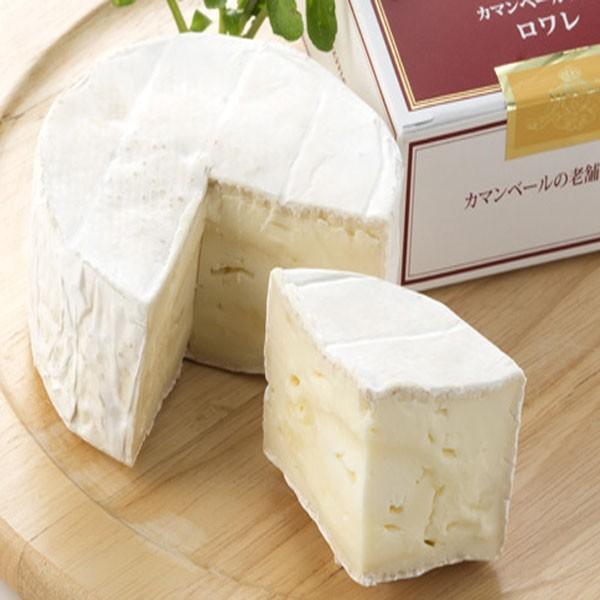 カマンベールチーズ ロワレ 北海道クレイル