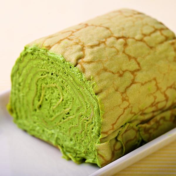 宇治抹茶ミルクレープロール 日本ギフト大賞受賞 京都土産