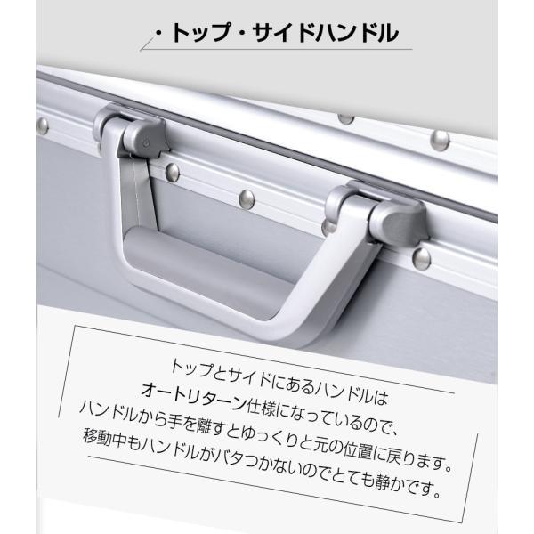 キャリーケース  Lサイズ スーツケース  キャリーバッグ フレーム TSAロック 一年間保証 軽量 7日〜14日 大型 RM18076|busyman-jp|15