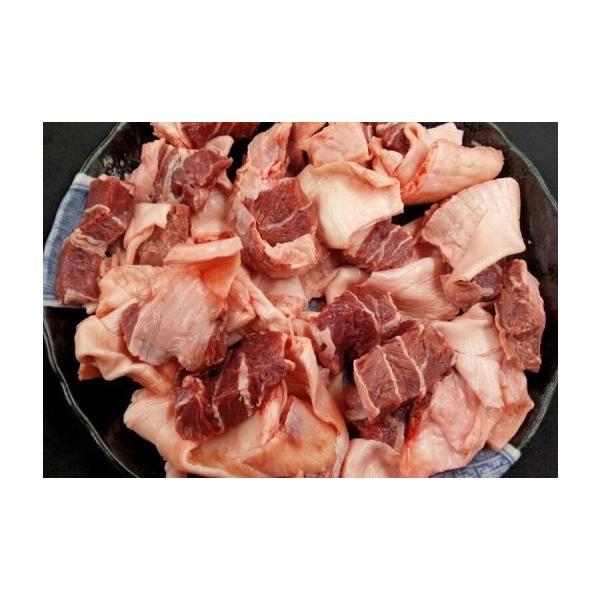 国産牛すじ肉(400g)冷凍