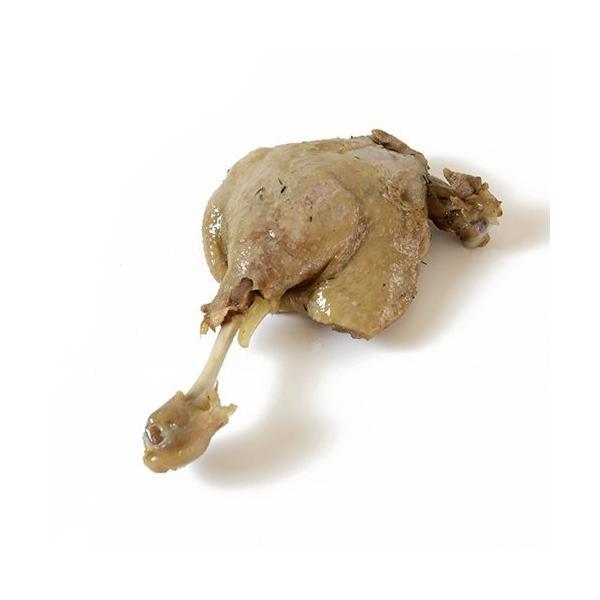 合鴨骨付きモモ肉のコンフィ(調理済)1本入 (約200g)