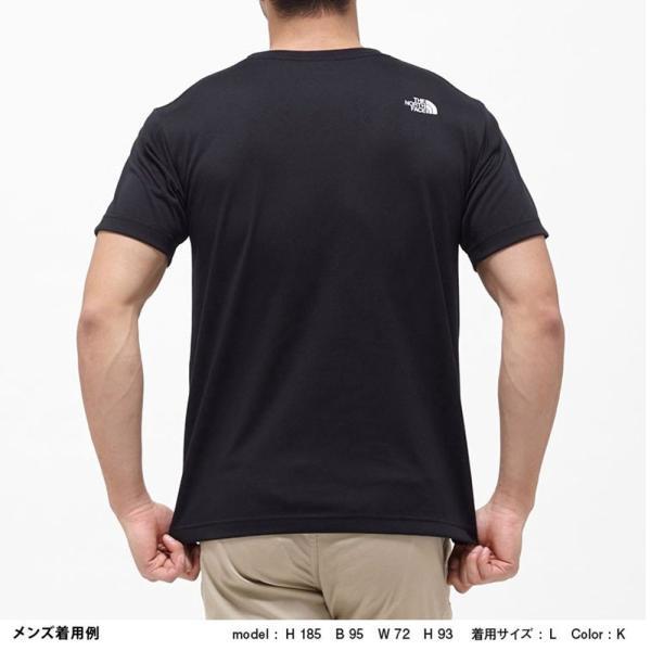 THE NORTH FACE ザ ノースフェイス 半袖 Tシャツ カモフラージュロゴティーアウトドア ブランド butterflygarage 07