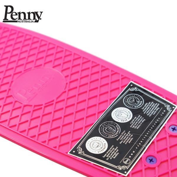 Penny Skateboard ペニー スケートボード Pink Gem 22インチ スケボー クルーザー おすすめ 初心者 本物 通販|butterflygarage|04